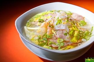Noodle soup Saigon